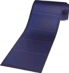 Prefalz Solar: il fotovoltaico flessibile